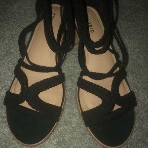 torrid block heel